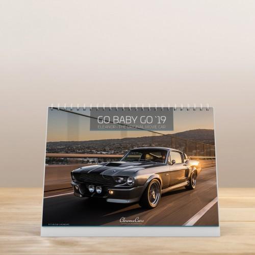 Tischkalender - Go Baby Go 2019 (DIN A5)