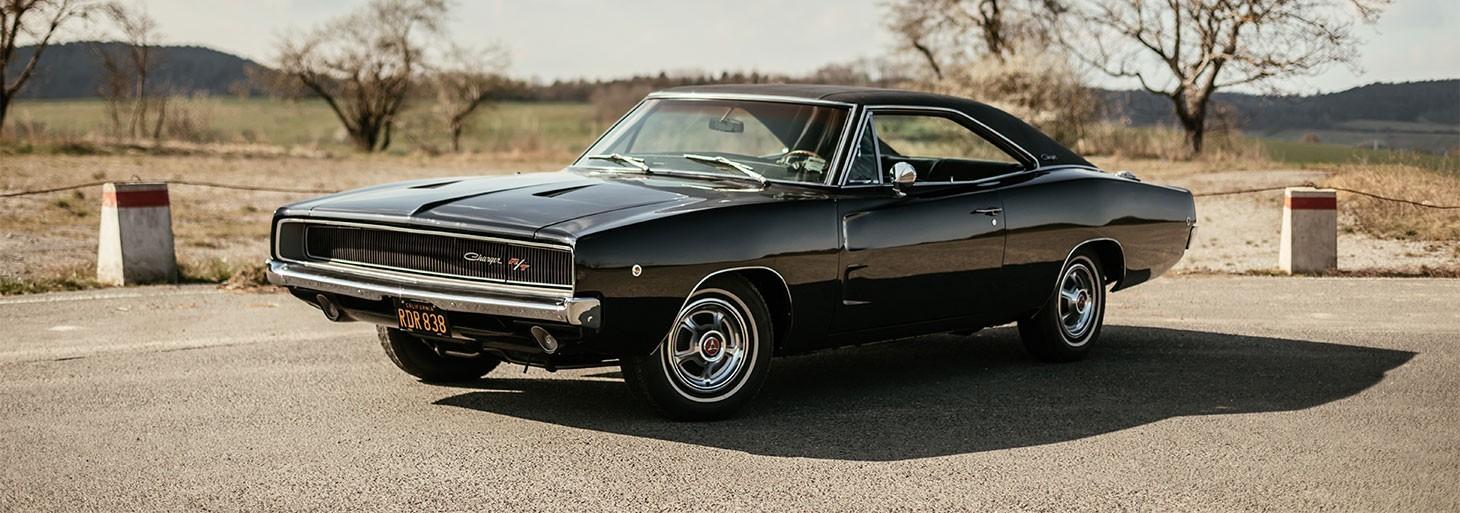 """1968 Dodge Charger R/T 440 """"Bullitt"""""""