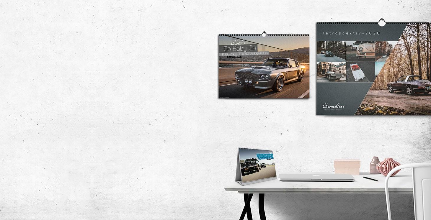 ChromCars® alender 2020